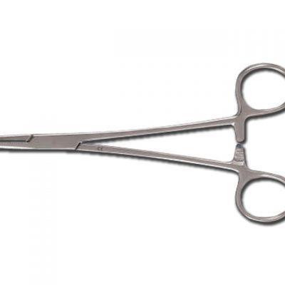 PORTA AGHI MAYO HEGAR IN METALLO - 15 cm - monouso sterile