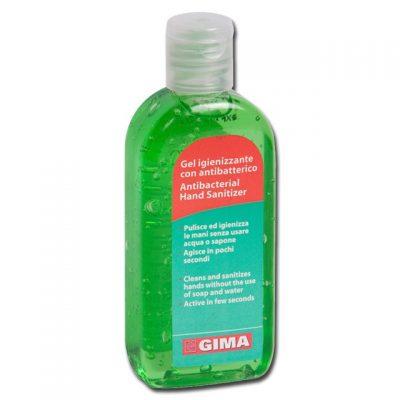 GEL ANTIBATTERICO - 85 ml - verde mela - conf. 4 pz.