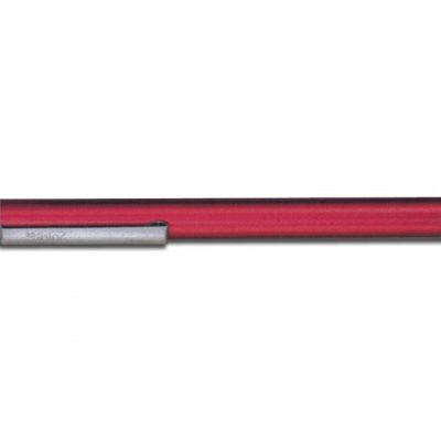 LUCCIOLA RADIANT LED - metallo - rossa