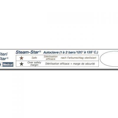 TEST AUTOCLAVE STEAM STAR - conf. 1000 pz.