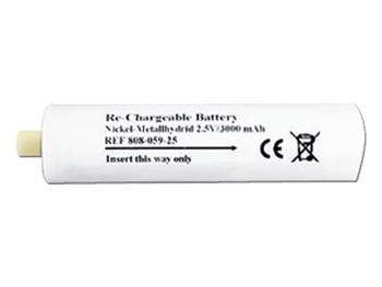 BATTERIA RICARICABILE Li-Ion 3.5V - pediatrica per cod. 31542