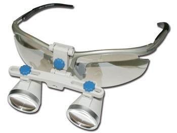 OCCHIALI BINOCLUARI STYLE 3.5X - 340 mm