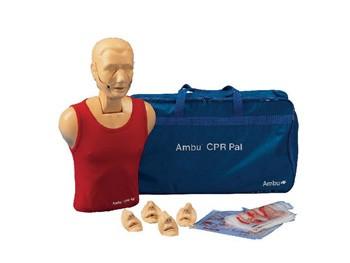 MANICHINO AMBU CPR PAL