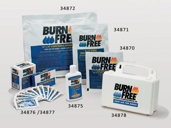 GEL BURNFREE® - bustina 3.5 g - con34877f. 2000 pz.