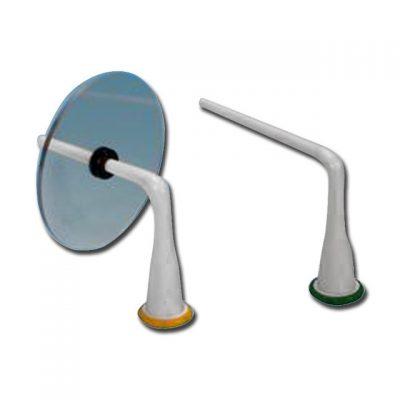 KIT RICAMBI - 2 punte + 1 disco (per cod. 25815)