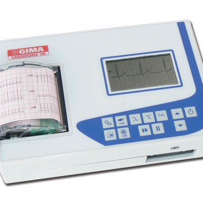 ECG CARDIOGIMA 3M - con interpretazione