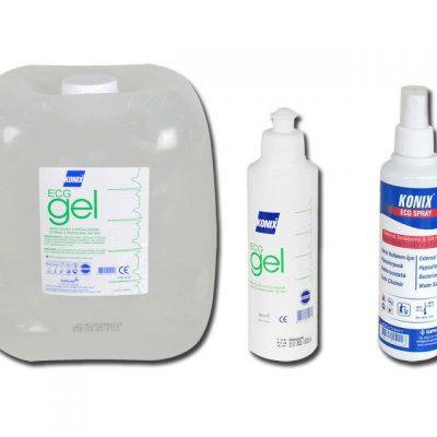 GEL SPRAY PER ECG - 250 ml - 20 tubetti