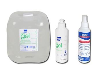 GEL ECG - 5 l - da 4 sacche - conf. 4 sacche