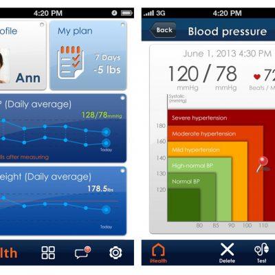 MISURATORE PRESSIONE iHEALTH BP7 - polso
