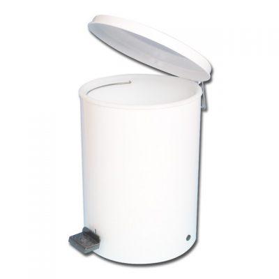 CESTINO RIFIUTI - acciaio inox - con pedale - 70 l