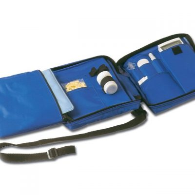 DIABETIC BAG vut - nyln blu