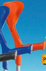 STAMPELLE EVOLUTION arancione/grigio