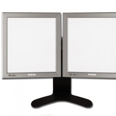 NEGATIVOSCOPIO ULTRAPIATTO DA TAVOLO LED - 42 x 72 cm (doppio)