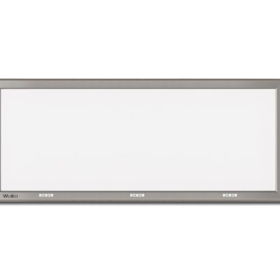NEGATIVOSCOPIO ULTRAPIATTO LED - 41 x 109 cm (triplo)