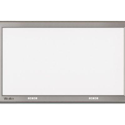 NEGATIVOSCOPIO ULTRAPIATTO LED - 41 x 72 cm (doppio)