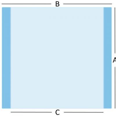 TELO PER INCISIONE - 60 x 65 cm - sterile