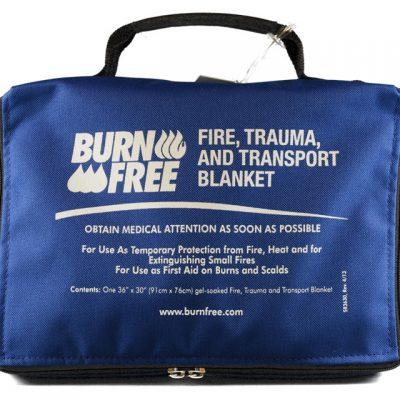 coperta burn free 91x60 cm